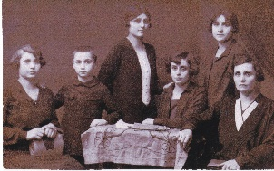 Olga Sembratovych with children