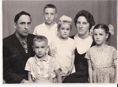 The family of Roman Sembratovych