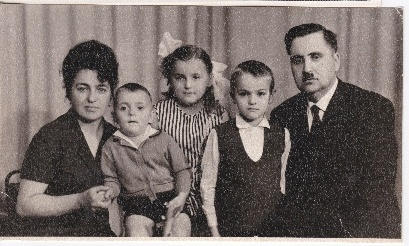 The family of Ivan Sembratovych